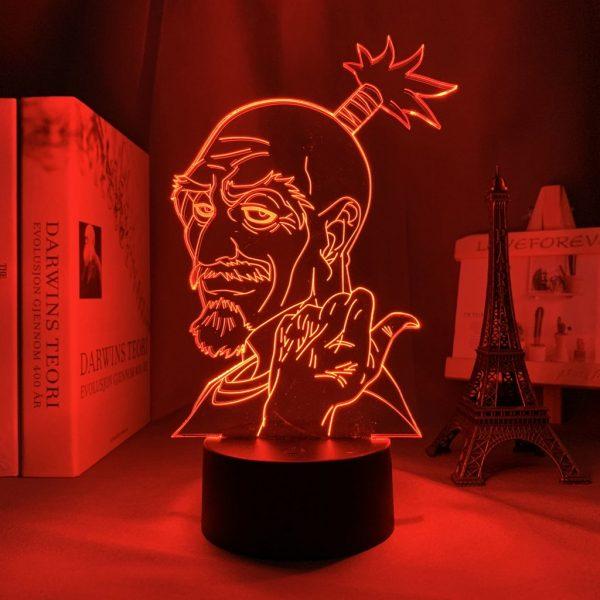 NETERO LED ANIME LAMP (HUNTER X HUNTER) Otaku0705 TOUCH +(REMOTE) Official Anime Light Lamp Merch