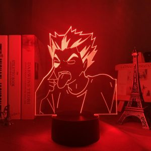 SILLY BOKUTO LED ANIME LAMP (HAIKYUU!!) Otaku0705 TOUCH +(REMOTE) Official Anime Light Lamp Merch