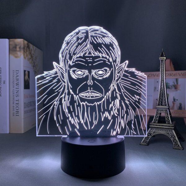 IMG 5045 - Anime 3D lamp