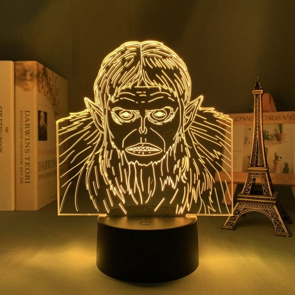 IMG 5046 - Anime 3D lamp