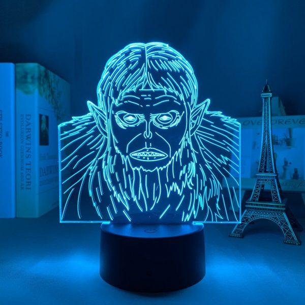 IMG 5047 - Anime 3D lamp