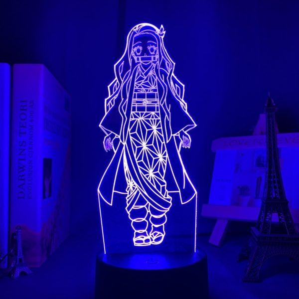 IMG 5053 - Anime 3D lamp