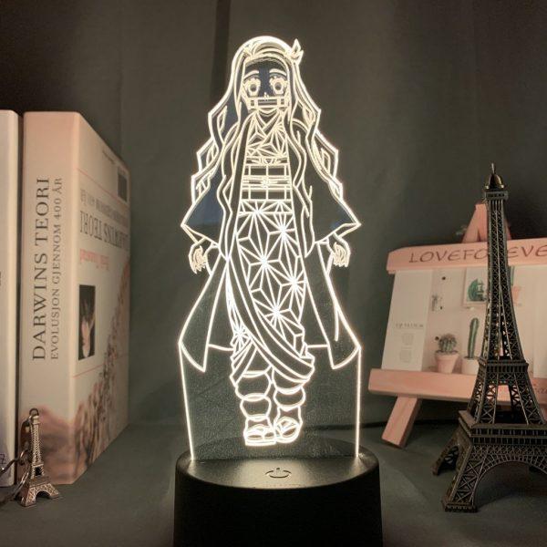 IMG 5054 - Anime 3D lamp
