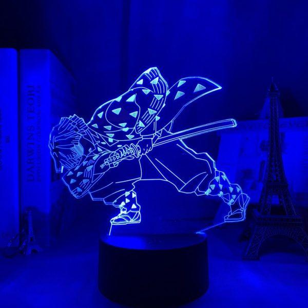 IMG 5101 - Anime 3D lamp