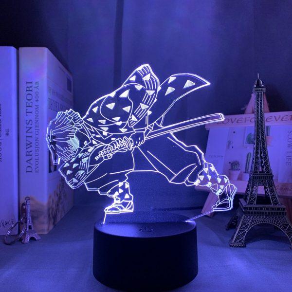 IMG 5102 - Anime 3D lamp