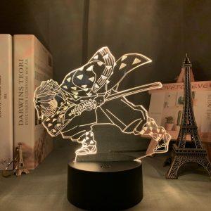 ZENITSU AGATSUMA LED ANIME LAMP (DEMON SLAYER) Otaku0705 TOUCH Official Anime Light Lamp Merch