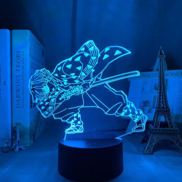IMG 5104 - Anime 3D lamp