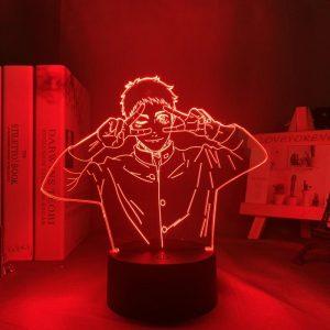 DAICHI SAWAMURA LED ANIME LAMP (HAIKYUU!!) Otaku0705 TOUCH +(REMOTE) Official Anime Light Lamp Merch