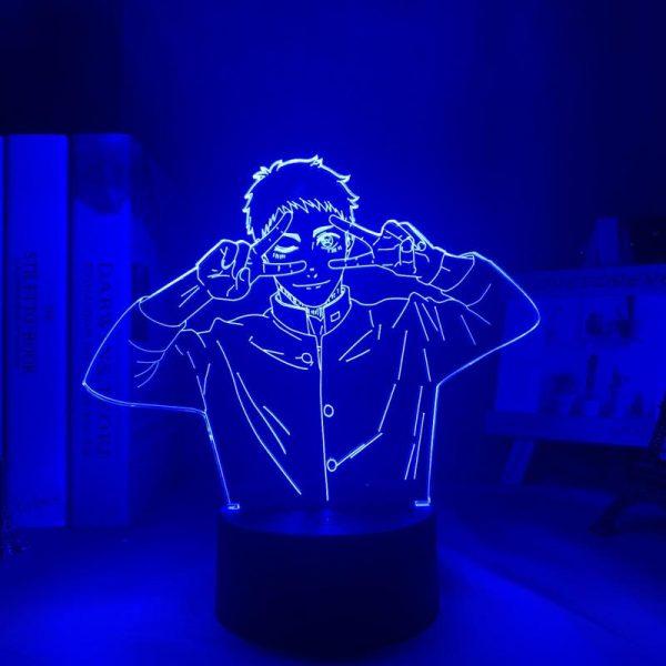 IMG 5128 - Anime 3D lamp