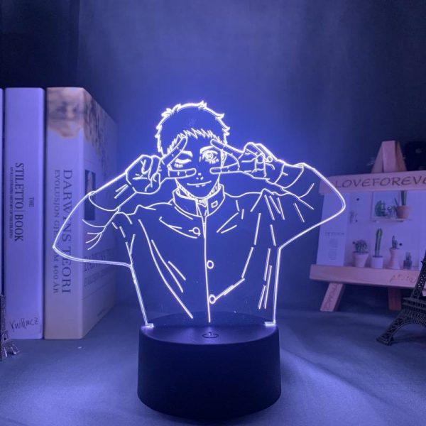 IMG 5129 - Anime 3D lamp