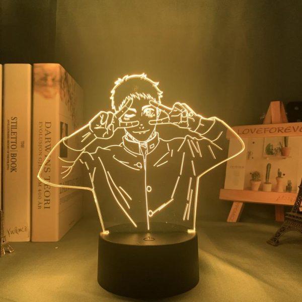 IMG 5130 - Anime 3D lamp