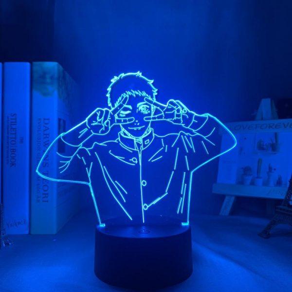 IMG 5131 - Anime 3D lamp