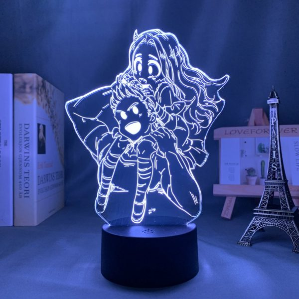 IMG 5135 - Anime 3D lamp