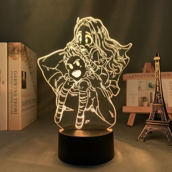 IMG 5136 - Anime 3D lamp