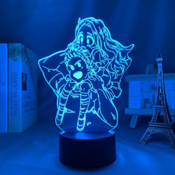IMG 5137 - Anime 3D lamp