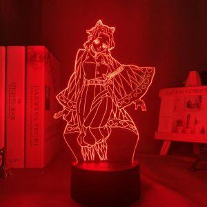 WAIFU SHINOBU LED ANIME LAMP (DEMON SLAYER) Otaku0705 TOUCH Official Anime Light Lamp Merch