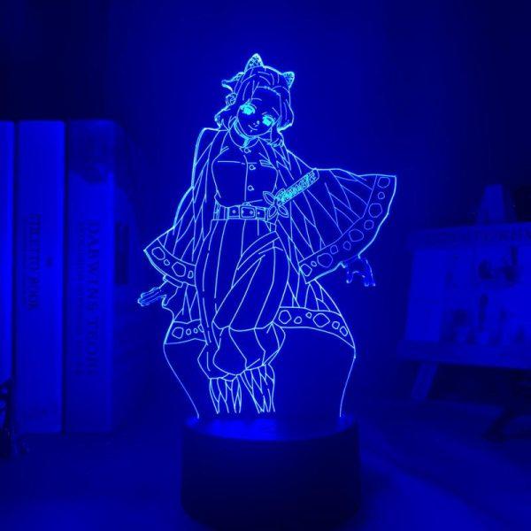 IMG 5142 - Anime 3D lamp