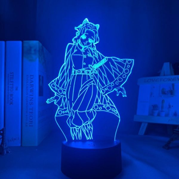 IMG 5145 - Anime 3D lamp