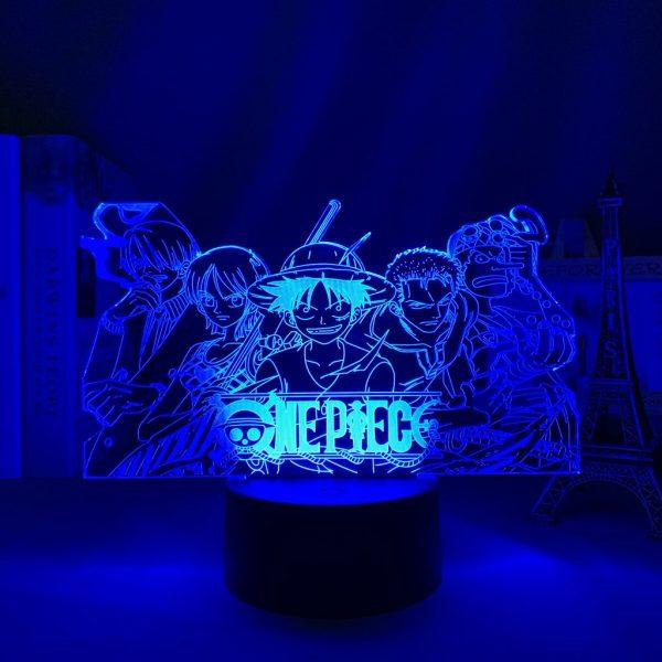IMG 5159 - Anime 3D lamp