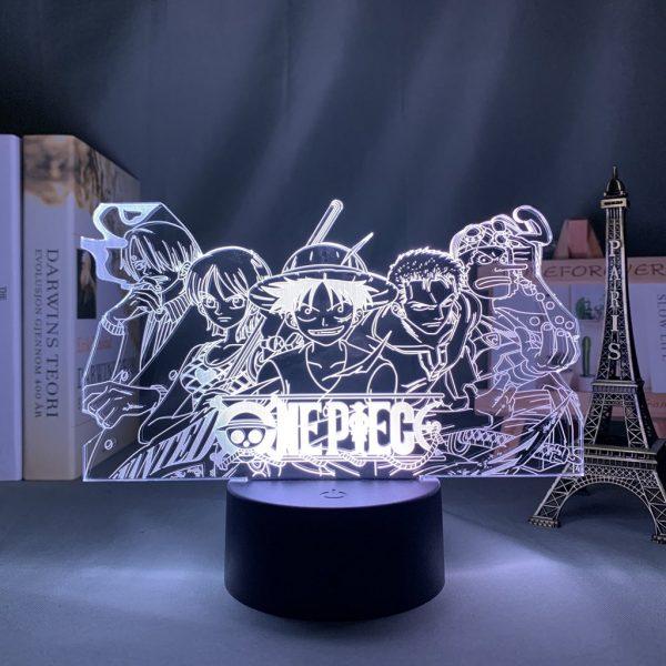 IMG 5160 - Anime 3D lamp