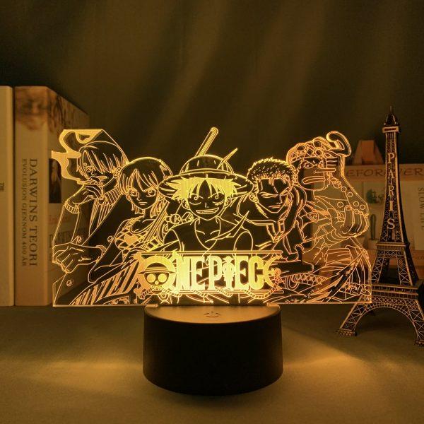 IMG 5161 - Anime 3D lamp