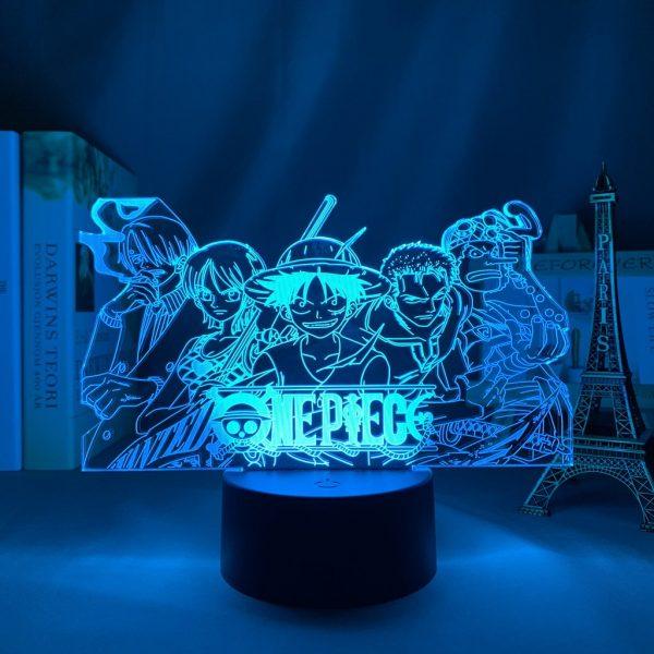 IMG 5162 - Anime 3D lamp