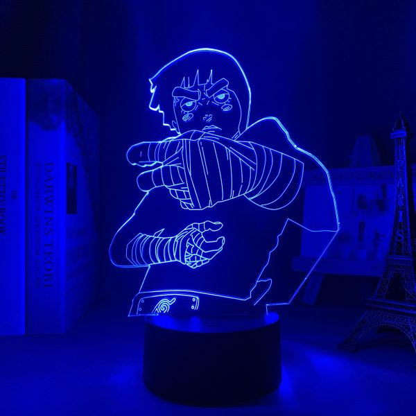 IMG 5181 - Anime 3D lamp