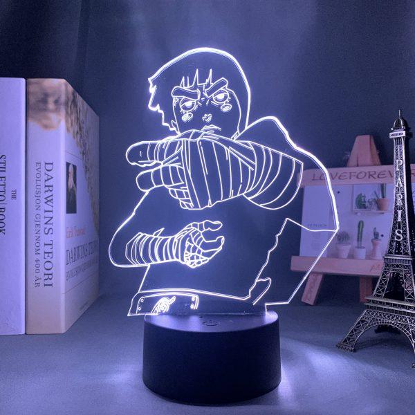 IMG 5182 - Anime 3D lamp