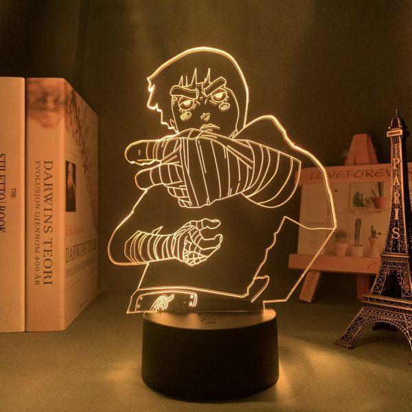 IMG 5183 - Anime 3D lamp