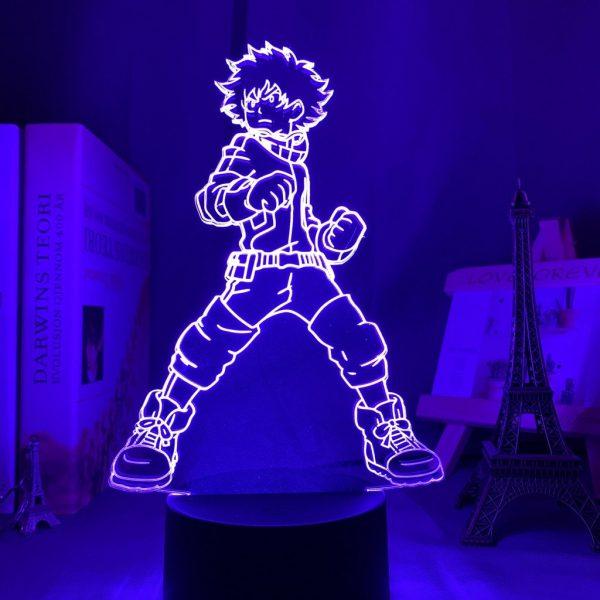 IMG 5187 - Anime 3D lamp