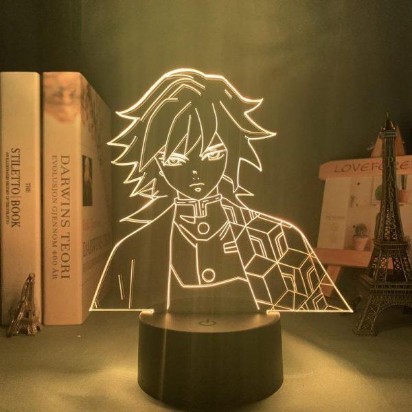 IMG 5224 - Anime 3D lamp