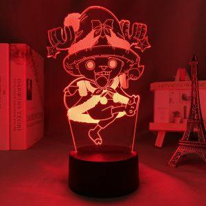 TONY TONY CHOPPER LED ANIME LAMP (ONE PIECE) Otaku0705 TOUCH Official Anime Light Lamp Merch