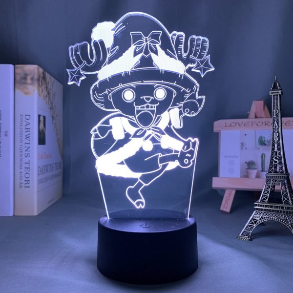 IMG 5348 - Anime 3D lamp