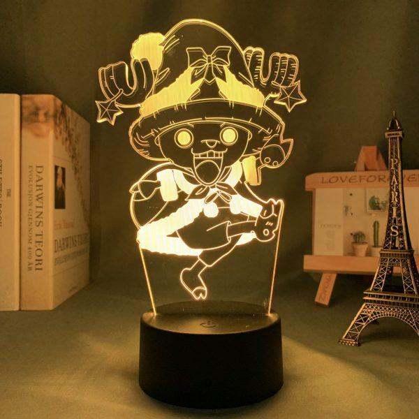 IMG 5349 - Anime 3D lamp
