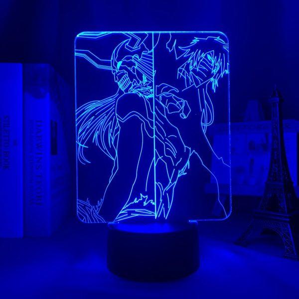 IMG 5452 - Anime 3D lamp