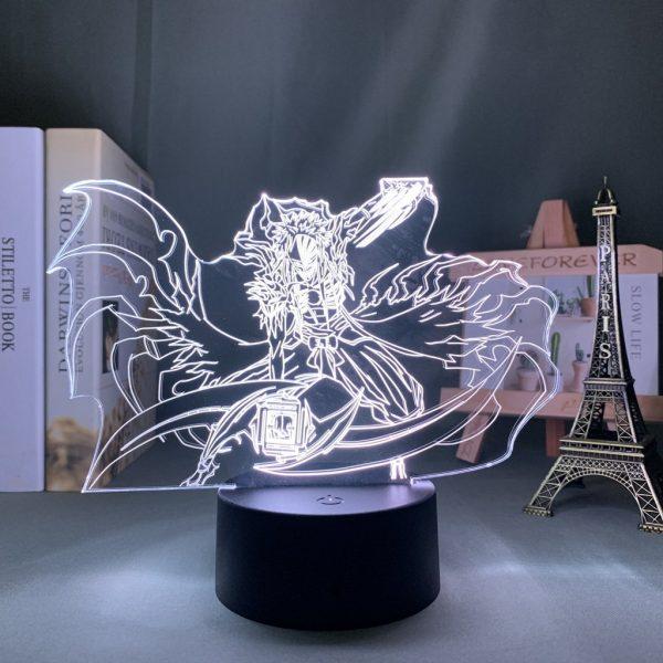 IMG 5533 - Anime 3D lamp