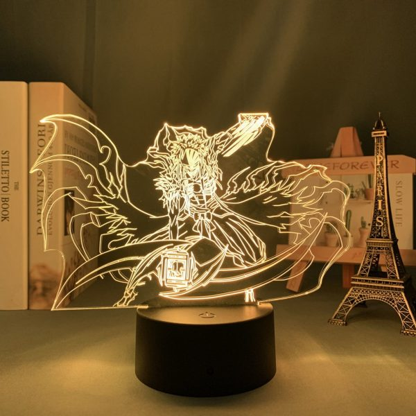 IMG 5534 - Anime 3D lamp
