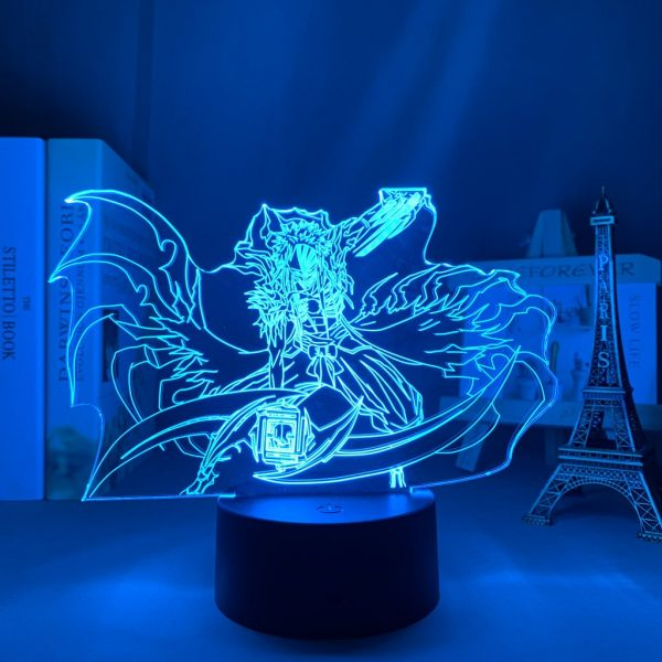 IMG 5535 - Anime 3D lamp