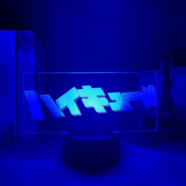 IMG 5590 - Anime 3D lamp