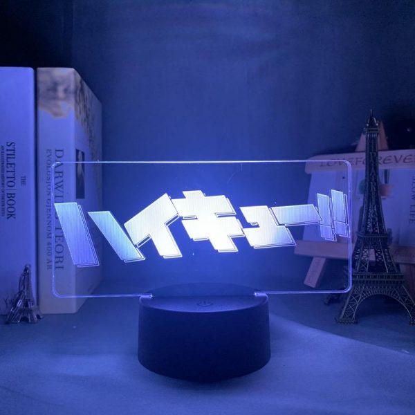 IMG 5591 - Anime 3D lamp