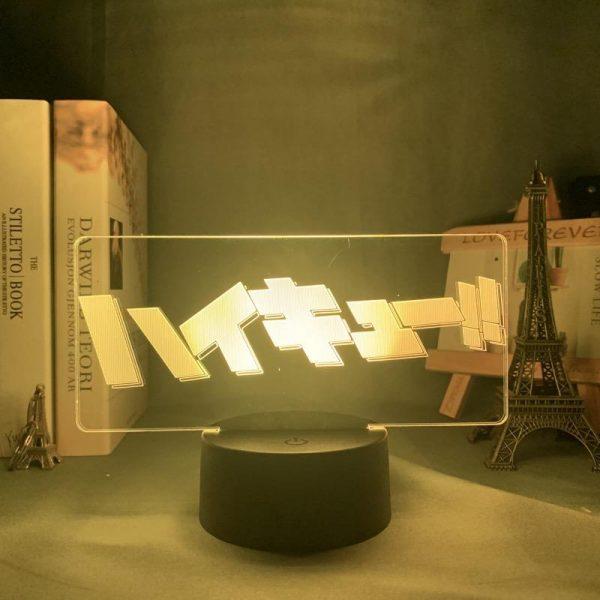 IMG 5592 - Anime 3D lamp