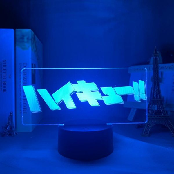 IMG 5593 - Anime 3D lamp