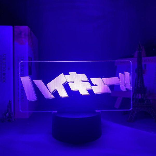 IMG 5594 - Anime 3D lamp