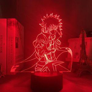MINATO NAMIKAZE LED ANIME LAMP (NARUTO) Otaku0705 TOUCH+(REMOTE) Official Anime Light Lamp Merch