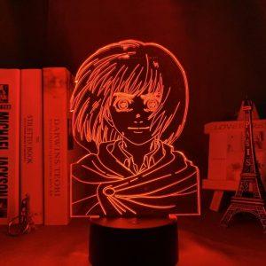 ARMIN LED ANIME LAMP (ATTACK ON TITAN) Otaku0705 TOUCH Official Anime Light Lamp Merch