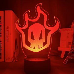 BLEACH LOGO LED ANIME LAMP (BLEACH) Otaku0705 TOUCH +(REMOTE) Official Anime Light Lamp Merch