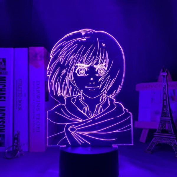 IMG 6446 - Anime 3D lamp
