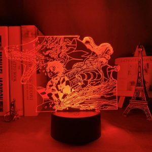 TANJIRO X NEZUKO LED ANIME LAMP (DEMON SLAYER) Otaku0705 TOUCH +(REMOTE) Official Anime Light Lamp Merch