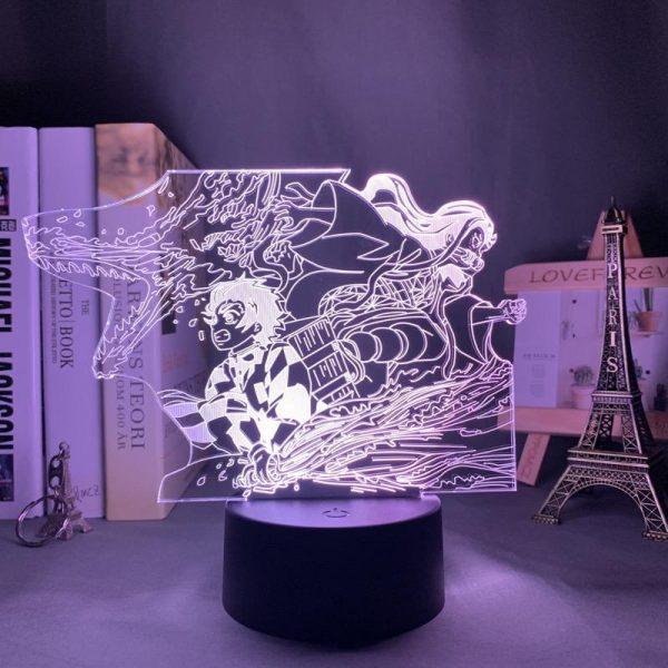 IMG 6520 - Anime 3D lamp