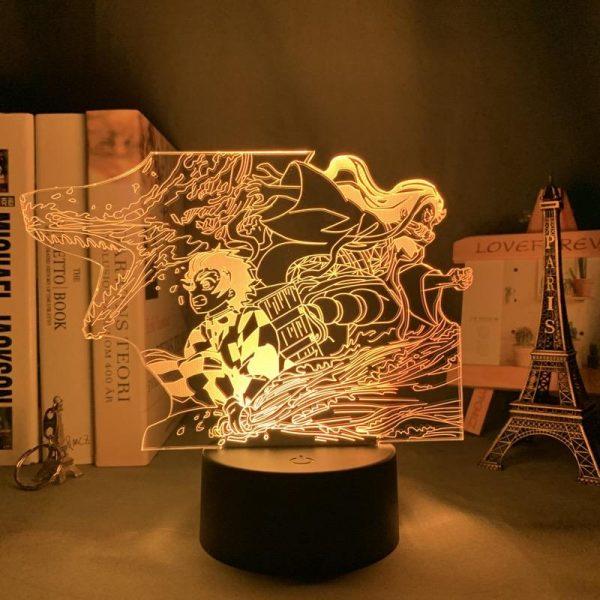IMG 6521 - Anime 3D lamp